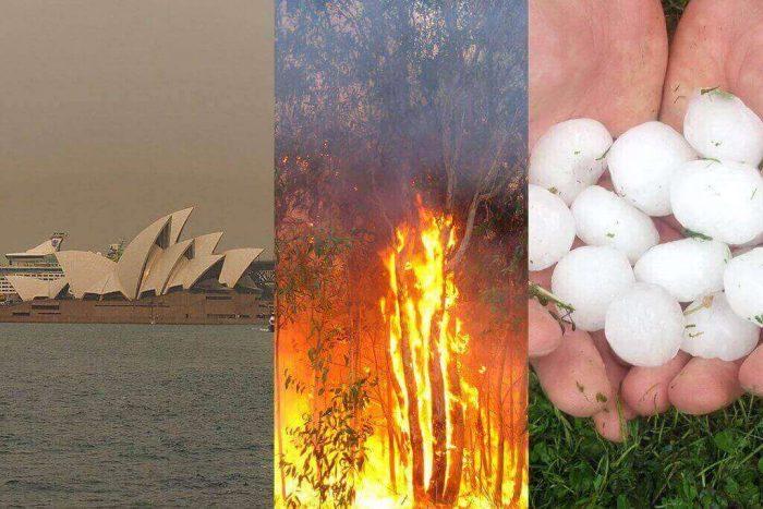 Opera House - Fires - Hailstorm | Australian Data Centres