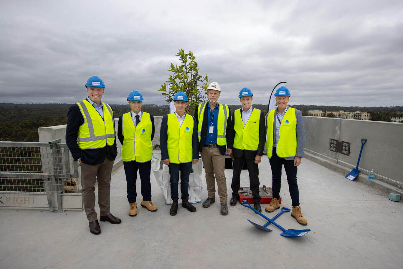 Macquarie Data Centres tops out hyperscale-ready facility in Sydney North Zone PR