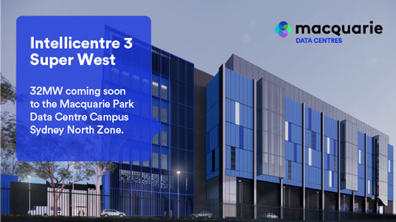 New IC3 Super West | Macquarie Data Centres