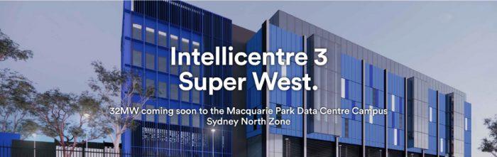 IC3 Super West | Macquarie Data Centres